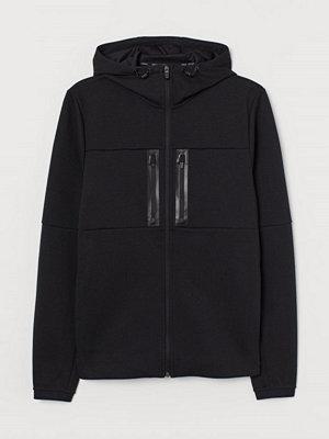 Street & luvtröjor - H&M Sportjacka svart