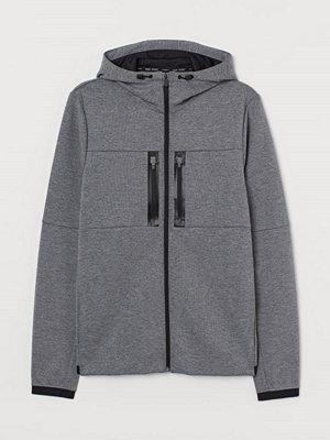 Street & luvtröjor - H&M Sportjacka grå
