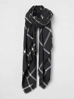 Halsdukar & scarves - H&M Stor scarf grå