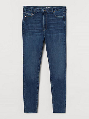 H&M H & M+ Shaping High Jeans blå