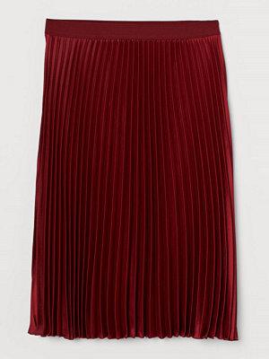 Kjolar - H&M H & M+ Plisserad kjol röd