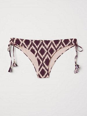 Bikini - H&M Bikinitrosa lila