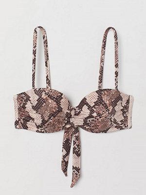 Bikini - H&M Balconettebikini-bh orange