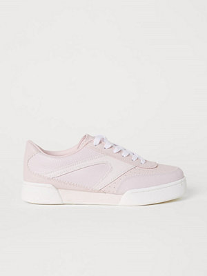H&M Sneakers rosa