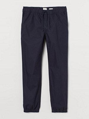 H&M Joggers Regular Fit blå