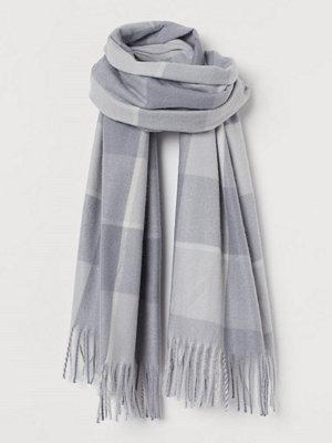 H&M Halsduk grå