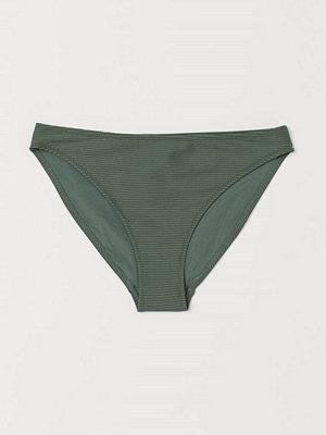 Bikini - H&M Bikinitrosa briefs grön