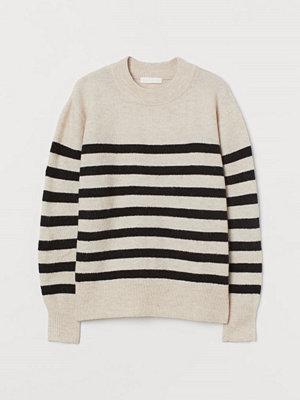 Tröjor - H&M Finstickad tröja beige