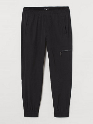 H&M Joggers Regular Fit svart