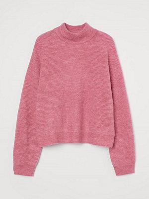 H&M Vid tröja rosa