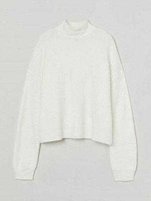 H&M Vid tröja vit