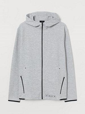 H&M Munkjacka grå