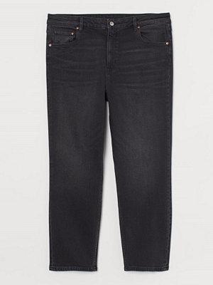 H&M H & M+ Vintage Slim Ankle Jeans svart