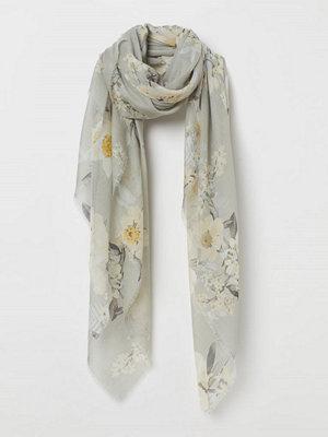H&M Skir scarf grön