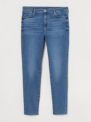 Jeans - H&M H & M+ Shaping Skinny Jeans blå