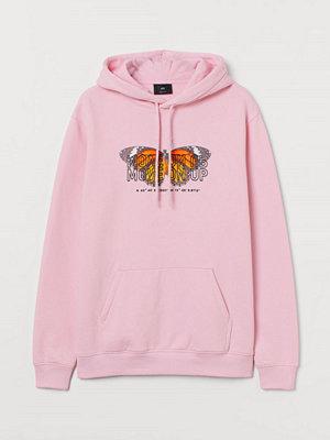 H&M Huvtröja rosa
