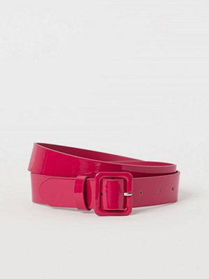 H&M Lackskärp rosa