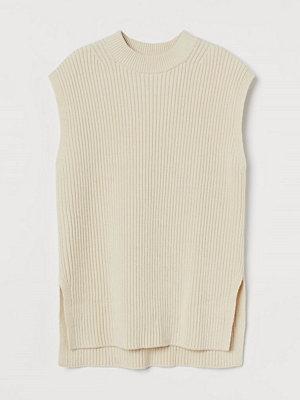 Tröjor - H&M Oversized slipover beige