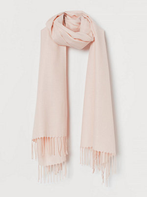 H&M Vävd scarf orange