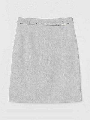 H&M Pennkjol grå
