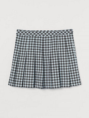 Kjolar - H&M H & M+ Veckad kjol turkos