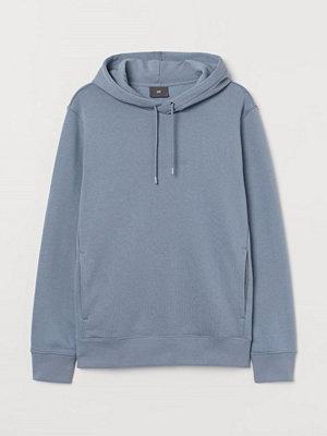 H&M Huvtröja grå