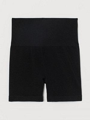 Shorts & kortbyxor - H&M Seamless hotpants svart