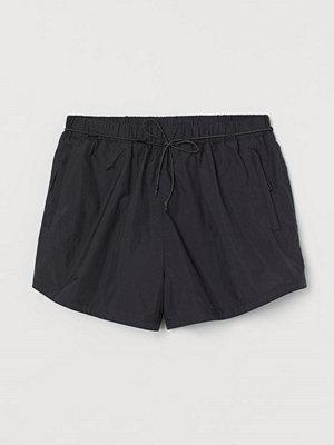 H&M Löparshorts svart