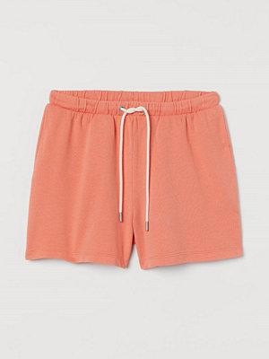 H&M Sweatshirtshorts orange