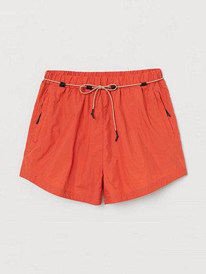 H&M Löparshorts orange