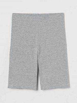 H&M Cykelbyxa grå