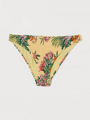 H&M Bikinitrosa briefs gul