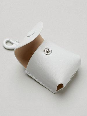 H&M Skärp med väskor vit