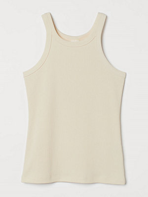 H&M Ribbad tanktop orange