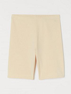 H&M Cykelbyxa beige