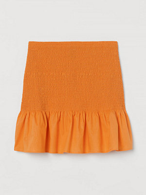 H&M Kjol orange