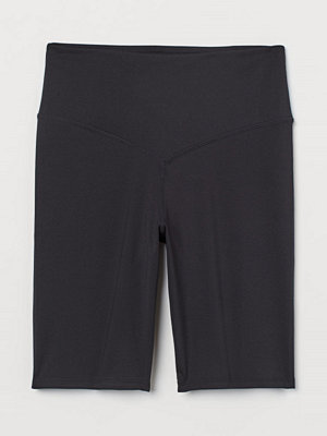 Shorts & kortbyxor - H&M H & M+ Cykelbyxa svart