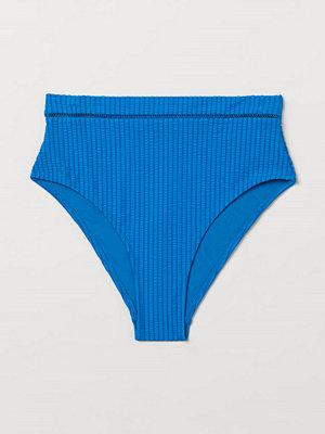 H&M Bikinitrosa brazilian blå