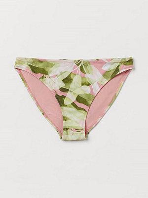 H&M Bikinitrosa briefs rosa