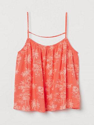H&M Linne orange