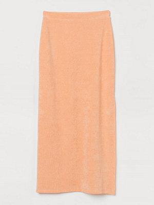 H&M Maxikjol orange