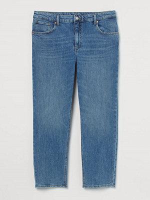 H&M H & M+ Mom Ultra High Jeans blå