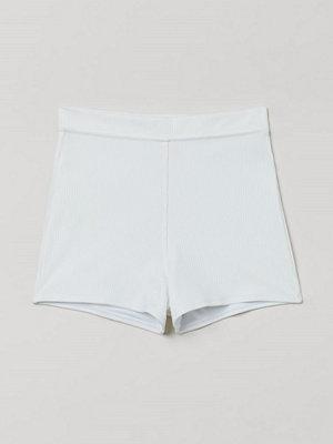 H&M Bikinitrosa shortie vit