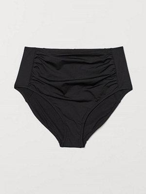 H&M H & M+ Shape-bikinitrosa svart