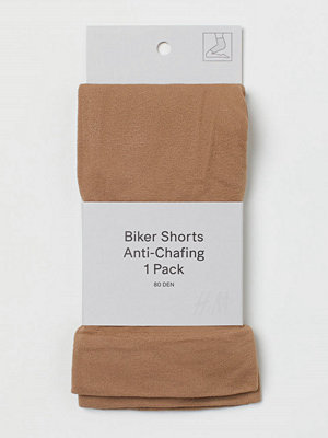 H&M Cykelbyxa med anti-skav beige