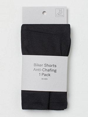 Shorts & kortbyxor - H&M Cykelbyxa med anti-skav svart