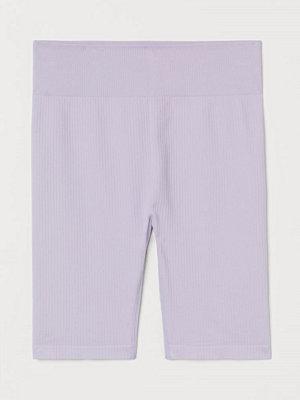 Shorts & kortbyxor - H&M Seamless bikers lila