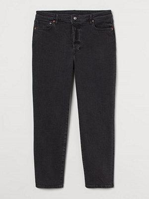 H&M H & M+ Mom Ultra High Jeans svart