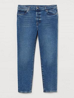 H&M H & M+ Mom Ultra High Jeans grå