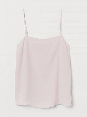 H&M Crêppat linne rosa